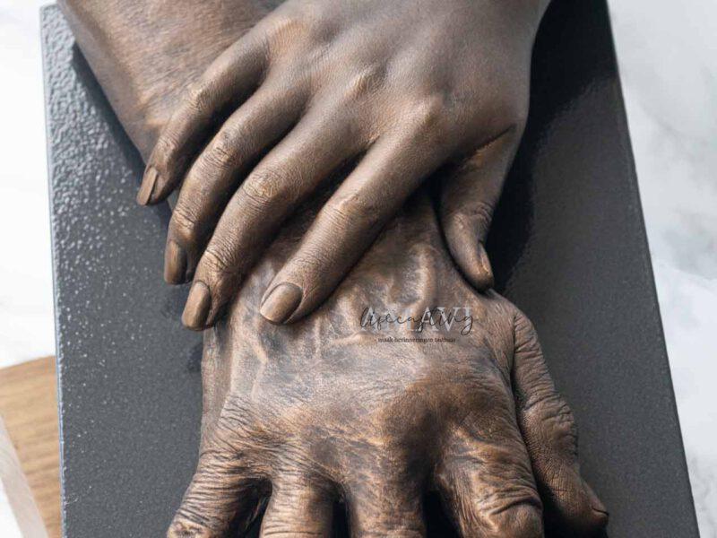 Handbeeld Afscheid & Rouw